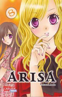 Arisa 8 - Klickt hier für die große Abbildung zur Rezension