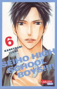 Seiho High School Boys 6 - Klickt hier für die große Abbildung zur Rezension