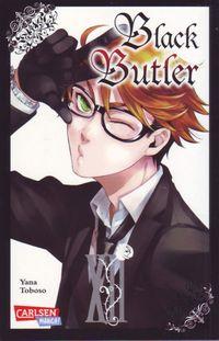 Black Butler 12 - Klickt hier für die große Abbildung zur Rezension