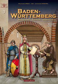 Baden-Württemberg 3: Mittelalter I (ca. 600 - 1100) - Klickt hier für die große Abbildung zur Rezension