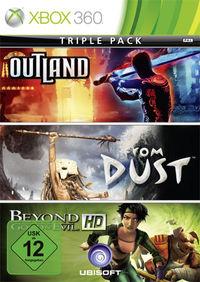 Ubisoft Triple Pack - Klickt hier für die große Abbildung zur Rezension