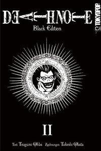 Death Note - Black Edition 2 - Klickt hier für die große Abbildung zur Rezension