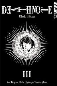 Death Note - Black Edition 3 - Klickt hier für die große Abbildung zur Rezension