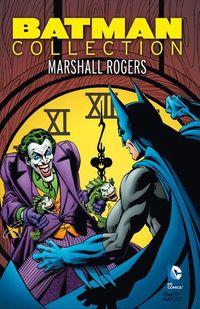 Batman Collection: Marshall Rogers - Klickt hier für die große Abbildung zur Rezension