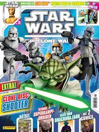 Star Wars: The Clone Wars Magazin 38 - Klickt hier für die große Abbildung zur Rezension