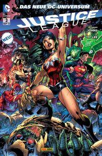 Justice League 3 - Klickt hier für die große Abbildung zur Rezension
