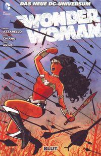 Wonder Woman 1 - Klickt hier für die große Abbildung zur Rezension
