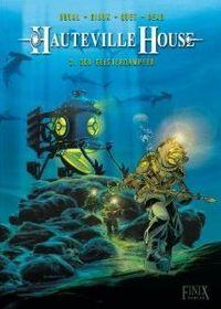 Hauteville House 3: Der Geisterdampfer - Klickt hier für die große Abbildung zur Rezension