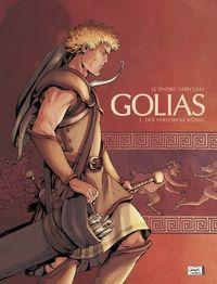 Golias: der verlorene König - Klickt hier für die große Abbildung zur Rezension