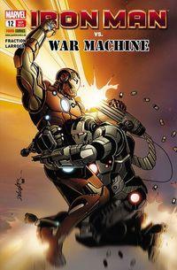 Iron Man 12: Dämon - Klickt hier für die große Abbildung zur Rezension