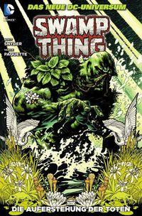 Swamp Thing 1 - Klickt hier für die große Abbildung zur Rezension