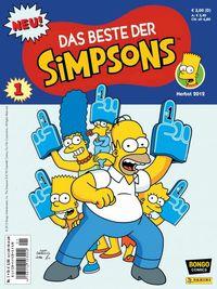 Das Beste der Simpsons 1 - Klickt hier für die große Abbildung zur Rezension