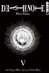 Death Note - Black Edition 5 - Klickt hier für die große Abbildung zur Rezension