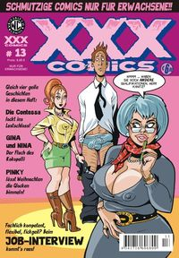 XXX-Comics 13 - Klickt hier für die große Abbildung zur Rezension