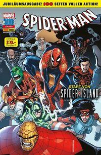 Spider-Man 100 - Klickt hier für die große Abbildung zur Rezension