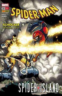 Spider-Man 101 - Klickt hier für die große Abbildung zur Rezension