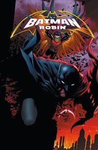 Batman & Robin 1: Geboren zum Töten (Das neue DC-Universum) - Klickt hier für die große Abbildung zur Rezension