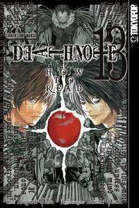 Death Note 13 - Klickt hier für die große Abbildung zur Rezension