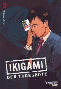 Ikigami - Der Todesbote 2 - Klickt hier für die große Abbildung zur Rezension