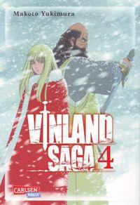 Vinland Saga 4 - Klickt hier für die große Abbildung zur Rezension
