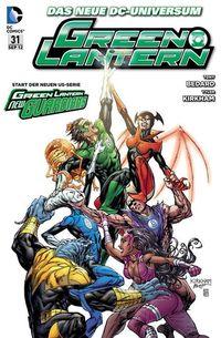 Green Lantern Sonderband 31 - Klickt hier für die große Abbildung zur Rezension