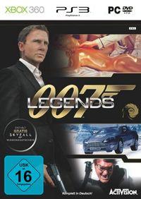 007 Legends - Klickt hier für die große Abbildung zur Rezension