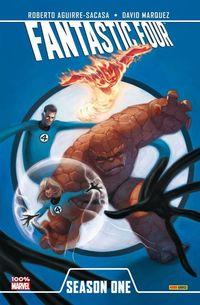 Fantastic Four Season One - Klickt hier für die große Abbildung zur Rezension