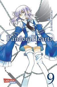 Pandora Hearts 9 - Klickt hier für die große Abbildung zur Rezension