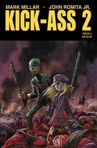 Kick-Ass 2 2 - Klickt hier für die große Abbildung zur Rezension