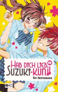 Hab dich lieb, Suzuki-kun!! 10 - Klickt hier für die große Abbildung zur Rezension