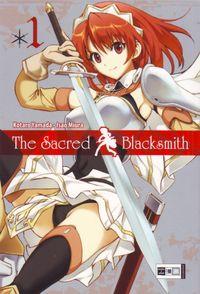 The Sacred Blacksmith 1 - Klickt hier für die große Abbildung zur Rezension