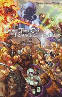 Grimm Fairy Tales: Die Traumfresser-Saga 2 - Klickt hier für die große Abbildung zur Rezension