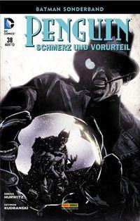 Batman Sonderband 38: Pinguin Schmerz und Vorurteil - Klickt hier für die große Abbildung zur Rezension