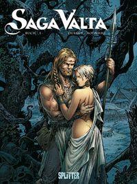 Saga Valta 1: Buch 1 - Klickt hier für die große Abbildung zur Rezension