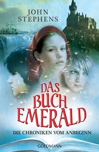 Das Buch Emerald: Die Chroniken von Anbeginn 1 - Klickt hier für die große Abbildung zur Rezension