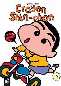 Crayon Shin-chan 2 - Klickt hier für die große Abbildung zur Rezension