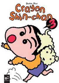 Crayon Shin-chan 3 - Klickt hier für die große Abbildung zur Rezension