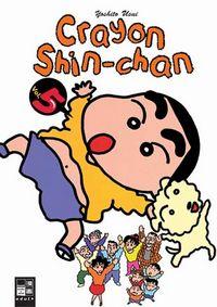 Crayon Shin-chan 5 - Klickt hier für die große Abbildung zur Rezension