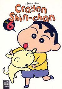 Crayon Shin-chan 6 - Klickt hier für die große Abbildung zur Rezension