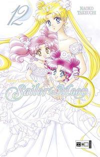Pretty Guardian Sailor Moon 12 - Klickt hier für die große Abbildung zur Rezension
