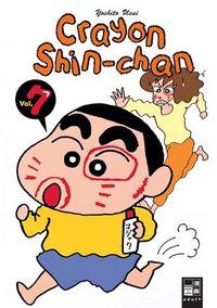 Crayon Shin-chan 7 - Klickt hier für die große Abbildung zur Rezension