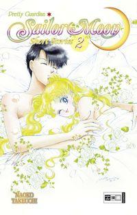 Pretty Guardian Sailor Moon Short Stories 2 - Klickt hier für die große Abbildung zur Rezension