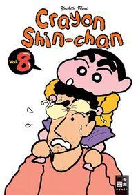 Crayon Shin-chan 8 - Klickt hier für die große Abbildung zur Rezension