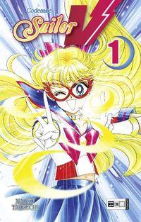 Codename Sailor V 1 - Klickt hier für die große Abbildung zur Rezension