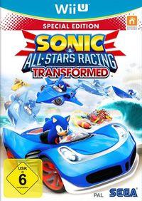 Sonic & All-Stars Racing Transformed - Klickt hier für die große Abbildung zur Rezension