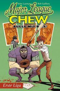 Chew 5 - Klickt hier für die große Abbildung zur Rezension