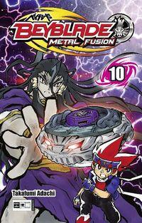 Beyblade Metal Fusion 10 - Klickt hier für die große Abbildung zur Rezension