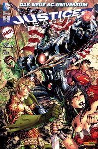 Justice League 5 - Klickt hier für die große Abbildung zur Rezension