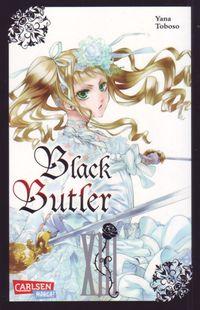 Black Butler 13 - Klickt hier für die große Abbildung zur Rezension