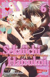 Sekaiichi Hatsukoi 6 - Klickt hier für die große Abbildung zur Rezension